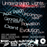 Square Underground Lights Final Flyer