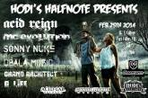 Hodi's Half Note feb 25th