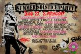 GBS Summer Solstice Party Flyer